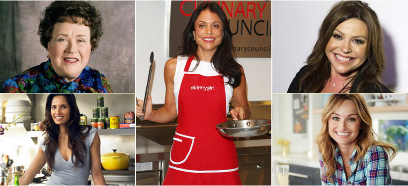 Top 5 Female Chefs in the World
