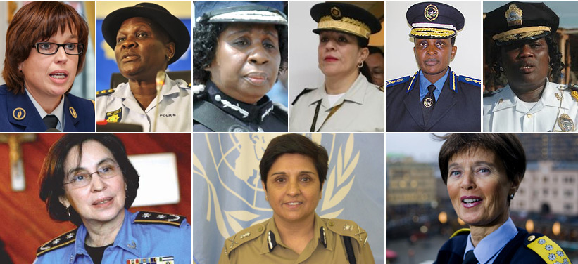 Female Chiefs of Police