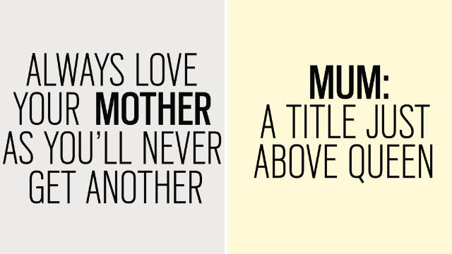 mother s day quotes short and famous mothers day quote. Black Bedroom Furniture Sets. Home Design Ideas