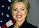 Hilary Clinton, U.S.