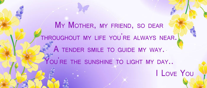 mothers day message for mother in law