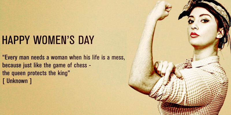 happy women\\\'s day quotes and sayings