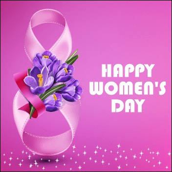 Womens Day Greetings Happy Womens Day Cards